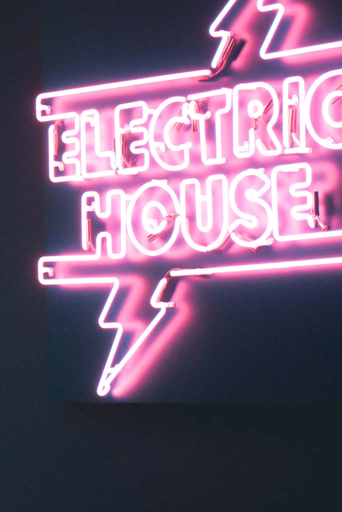 electric house news article